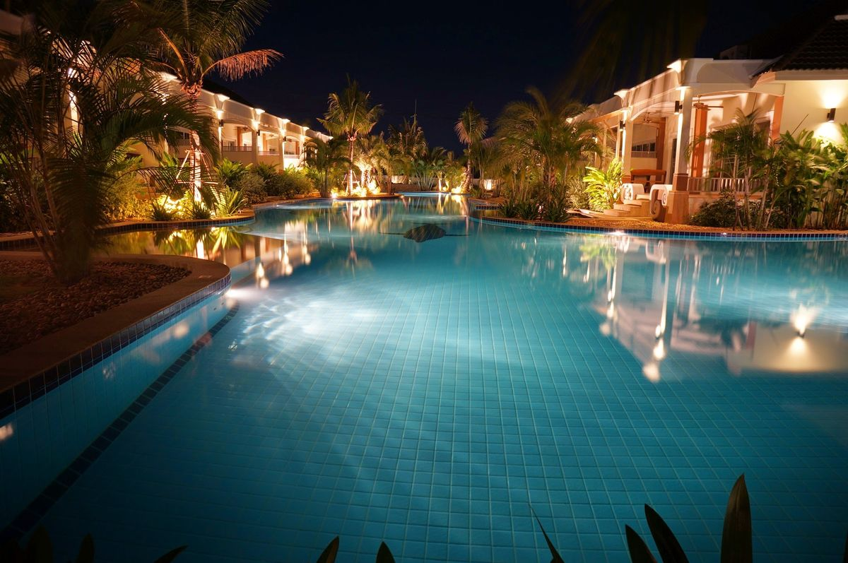 Hua Hin SMART HOUSE VILLAGE 3 Thailand Villa Pool haus Apartment Wohnung Ferien