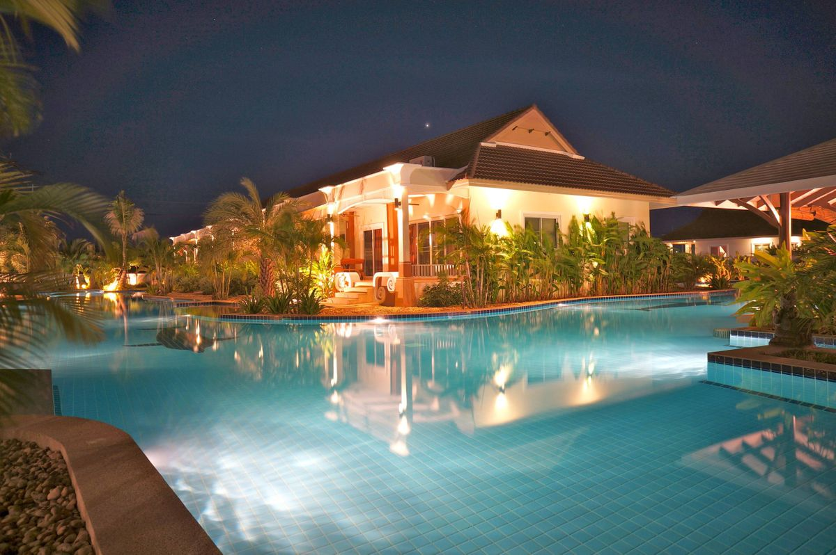 Hua Hin SMART HOUSE VILLAGE 3 Thailand Villa Pool haus Apartment Wohnung Urlaub