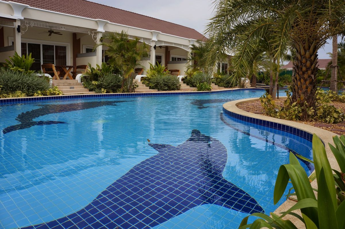 Hua Hin SMART HOUSE VILLAGE 3 Thailand Villa Pool haus Apartment Wohnung kaufen