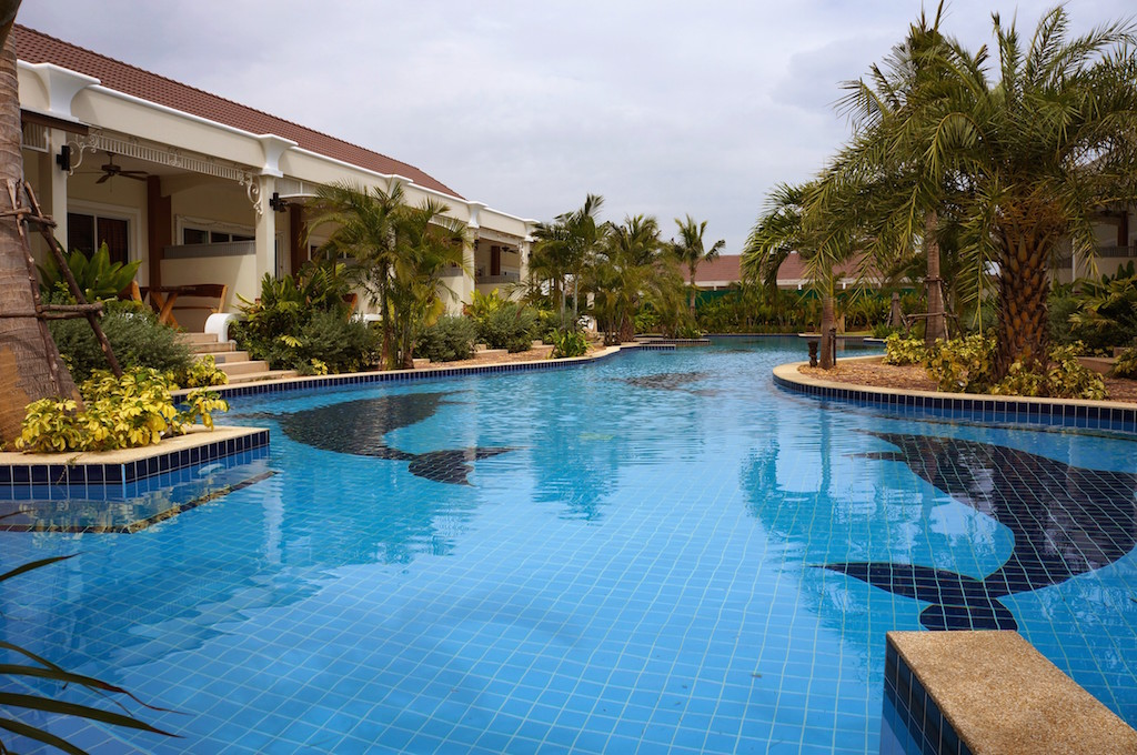 Hua Hin SMART HOUSE VILLAGE 3 Thailand Villa Pool haus Apartment Wohnung