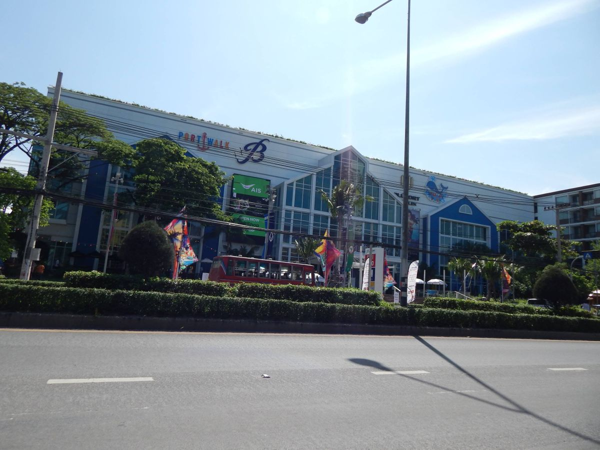 Mall in Hua Hin